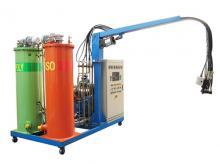 Two-part high pressure common foaming machine