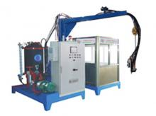 Two-part cyclopentane precision high-pressure foaming machine