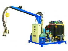 Two components of automotive interiors high pressure foaming machine precision
